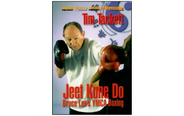 Jeet Kune Do, Bruce Lee's YMCA Boxing - Tim Tackett