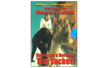 Jeet Kune Do, Elements of attack - Tim Tackett
