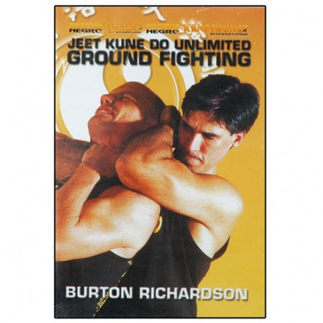 Jeet Kune Do, Ground Fighting - Burton Richardson