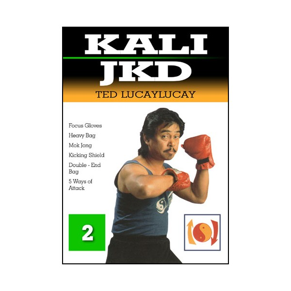 Kali JKD, Focus Gloves Vol.2 - Ted Lucaylucay