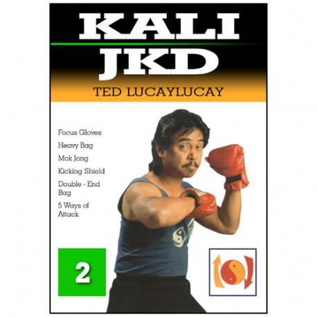Kali JKD, Focus Gloves Vol.2 - Ted Lucaylucay