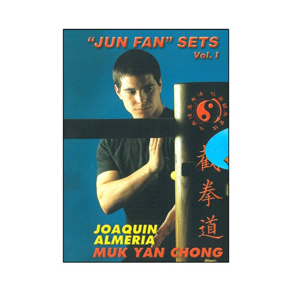Muk Yan Chong Vol.1 Jun Fan Sets - J Almeria