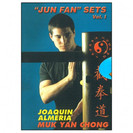 Muk Yan Chong Vol.1 Jun Fan Sets - J Almeria