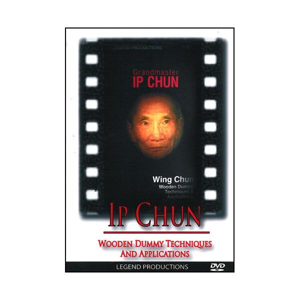 Ip Chun Wooden Dummy Techniques Applications Ip Chun Angl