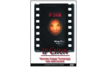 Ip Chun, Wooden dummy techniques & applications - Ip Chun (angl)