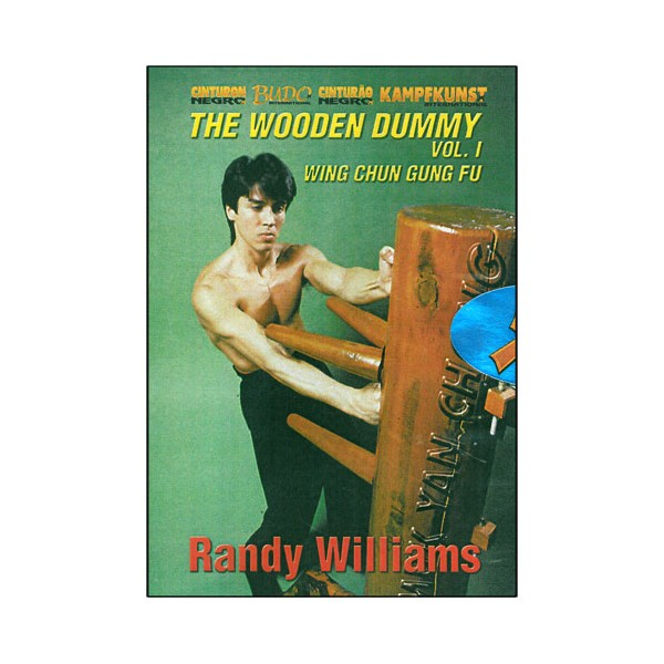 The Wooden Dummy Vol.1 (section 1 & 2) anglais/esp. -  Randy Williams