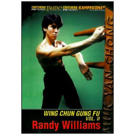 The Wooden Dummy Vol.2 (section 3 à 7) anglais/esp. -  Randy Williams