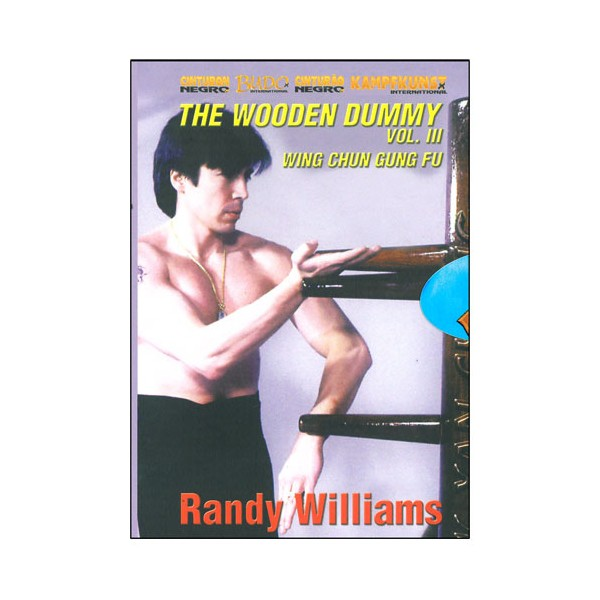 The Wooden Dummy Vol.3 (section 8 & 9) anglais/esp. -  Randy Williams