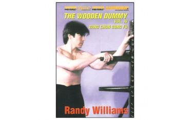 The Wooden Dummy Vol.4 (section 10 & 12) anglais/esp.- Randy Williams