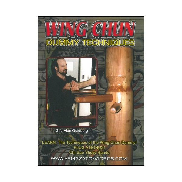 Wing Chun Dummy techniques - Alan Goldberg (Anglais)