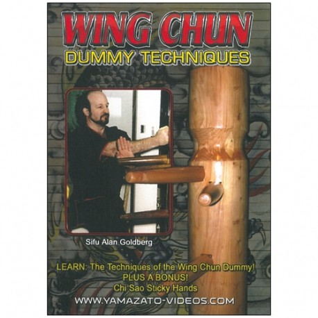 Wing Chun Dummy techniques - Alan Goldberg (Anglais)