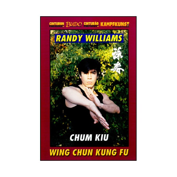 Wing Chun Kung Fu, Chum Kiu - R Williams (angl/esp)