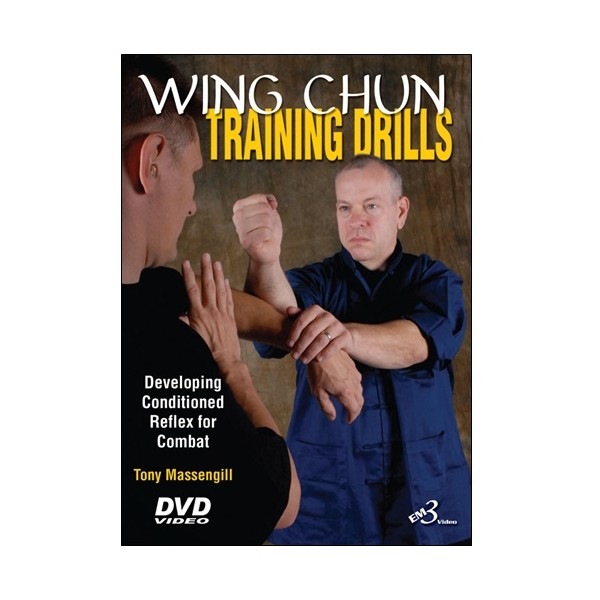 Wing Chun Training Drills, developing cond. ... - T Massengill (angl)