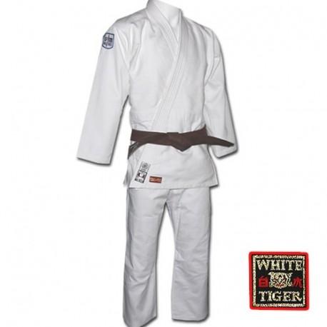 Tenue JUDO White Tiger Compétition