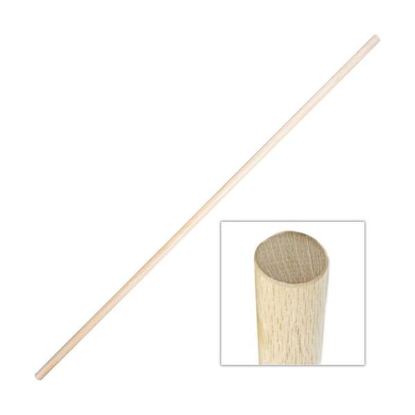 BO, bâton 180 cm (diam. 2.5 cm) - Chêne Blanc JAPON