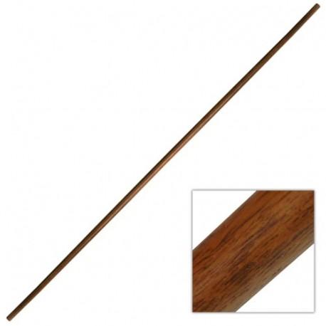 BO Effilé, bâton 182cm (diam2 à 3cm) - Chêne Rouge Taïwan