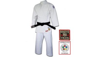 """Tenue Judo White Tiger """"Equipe IJF"""""""