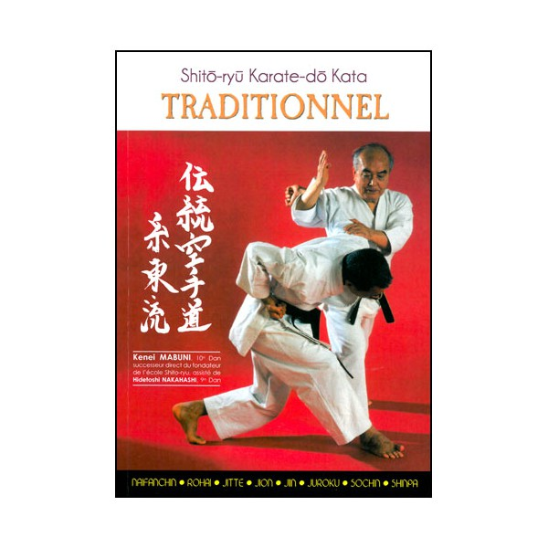 Shito-Ryu Karate-Do Kata traditionnel - Kenei Mabuni
