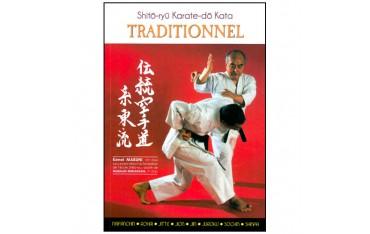 Shitô-Ryû Karate-Dô Kata traditionnel - Kenei Mabuni & Hidetoshi Nakahashi
