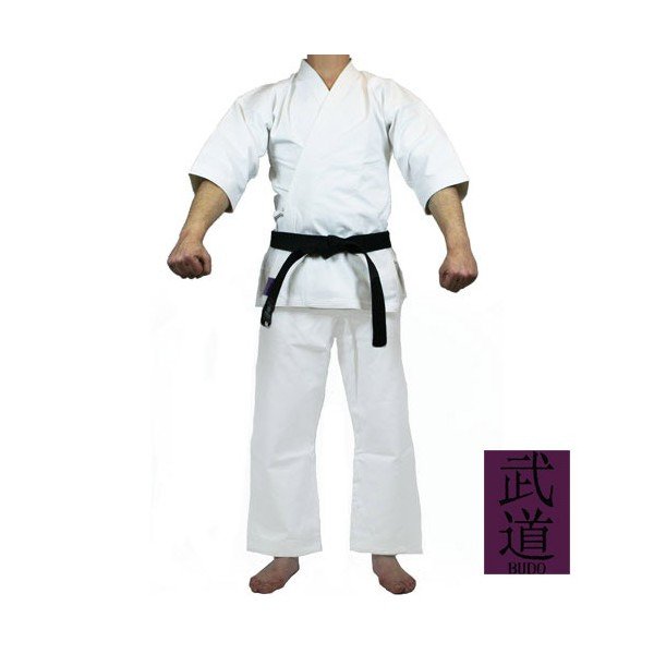 Tenue KARATE Budo, coupe KATA
