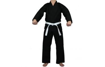 """Tenue noire """"Tekkido"""""""