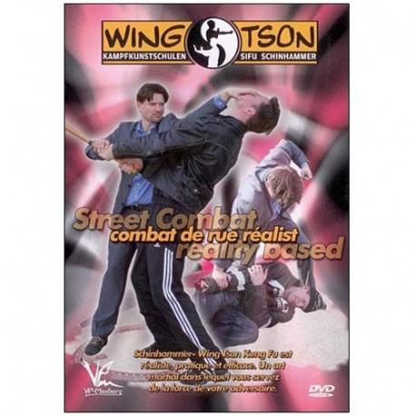 Wing Tson combat de rue réaliste -  Sifu Markus Schinhammer