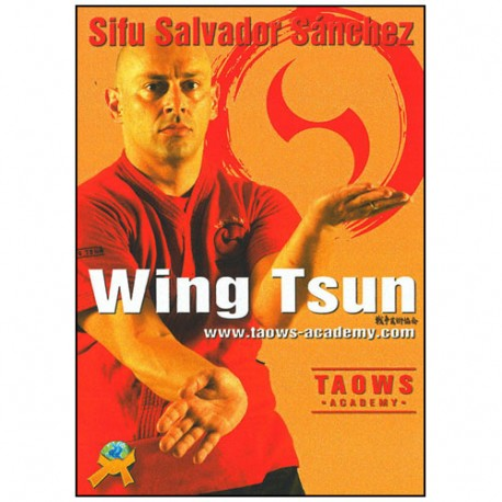 Wing Tsun Taows academy - Salvador Sanchez