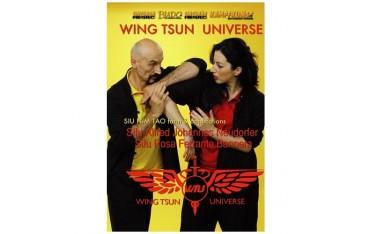 Wing Tsun Universe Siu Nim Tao form & appli - Neudorfer/Bannera