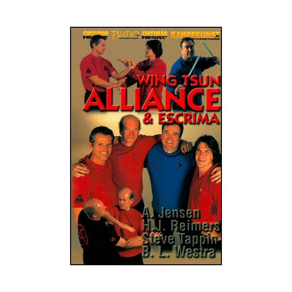 Wing Tsun, Alliance & Escrima - 4 experts