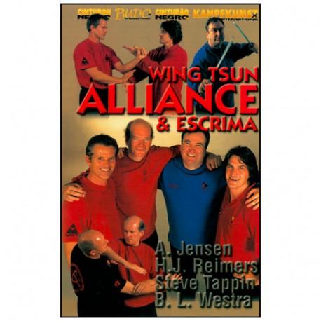 Wing Tsun, Alliance & Escrima - 4 experts