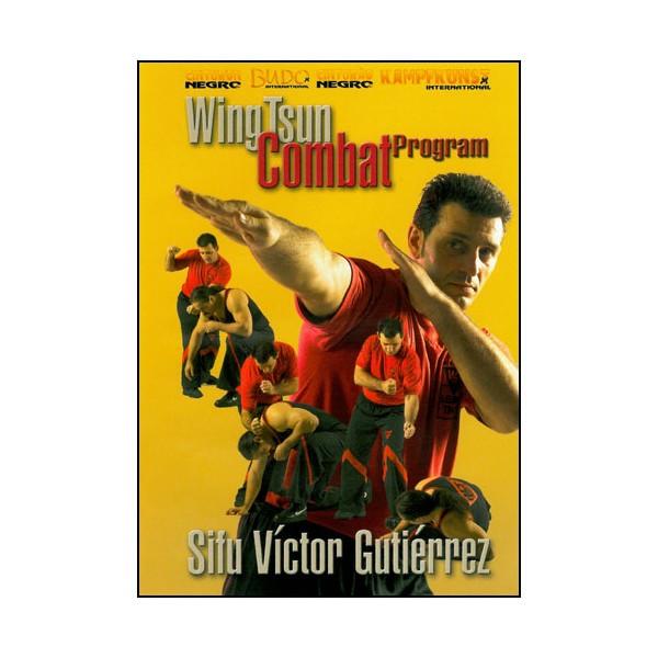 Wing Tsun, Combat Program - Victor Gutierrez