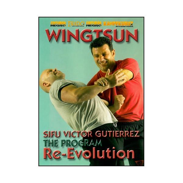 Wing Tsun, Re-Evolution Vol.2 - Victor Gutierrez