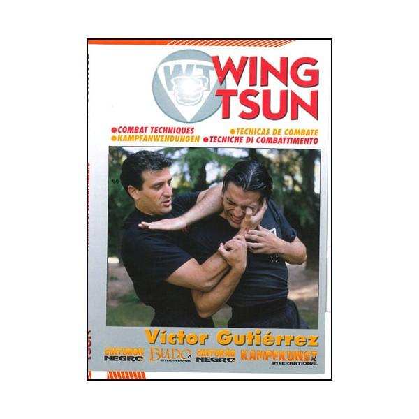 Wing Tsun, Techniques de combat - Victor Gutierrez
