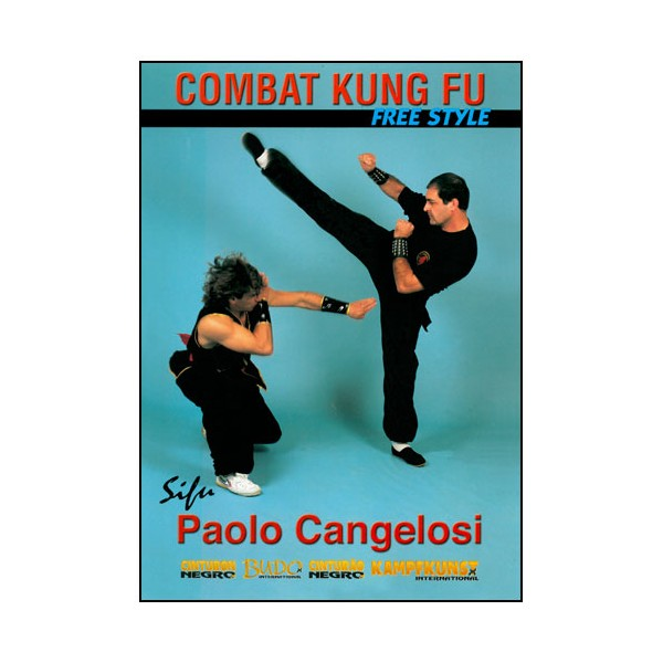 Combat Kung Fu, Free Style - Paolo Cangelosi