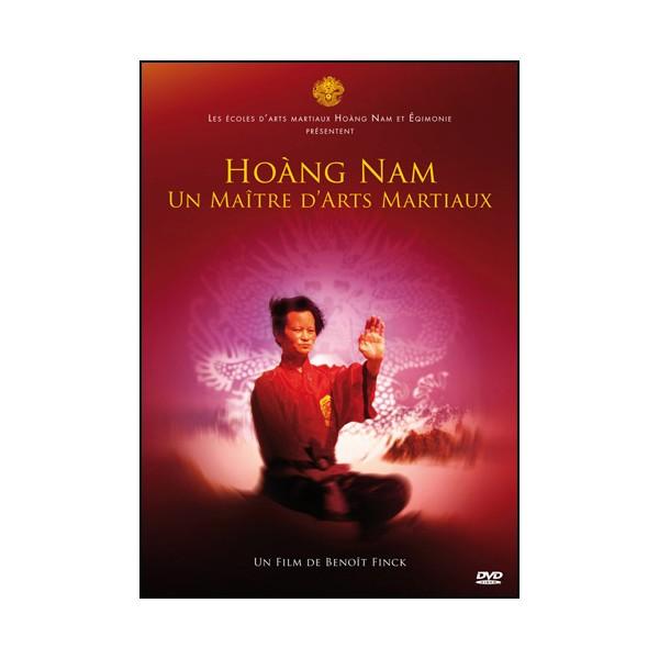 Hoang Nam, un maître d'Arts Martiaux