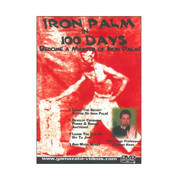 Iron Palm in 100 days - T Keen (Anglais)