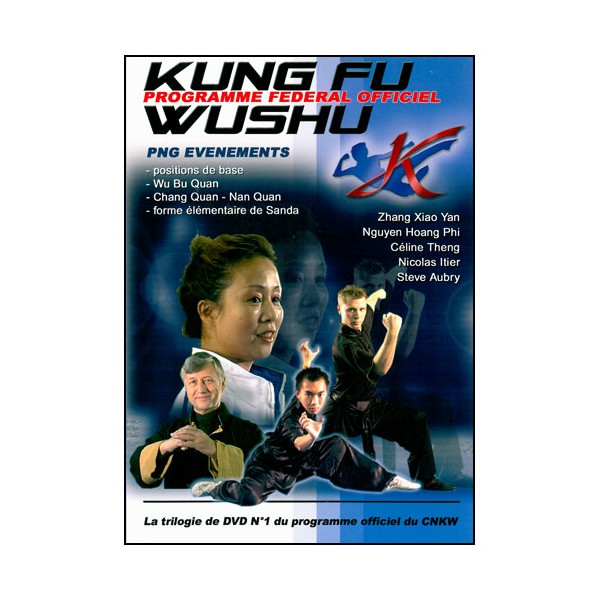 KF Wushu, Programme fédéral officiel