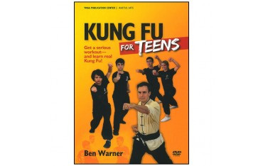 Kung Fu for teens - Ben Warner (Anglais)