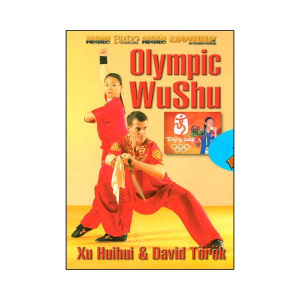 Olympic Wushu - Huihui & Torok