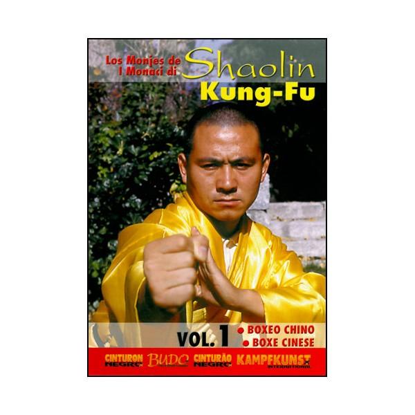 Shaolin Kung-Fu vol.1, Boxe Chinoise - Les moines de Shaolin(esp)