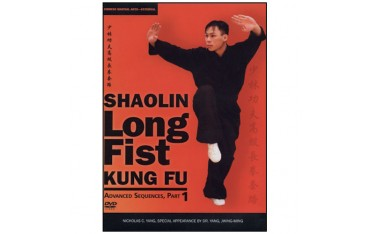 Shaolin Long Fist Kung Fu advanced sequences Part.1 - Nicholas Yang