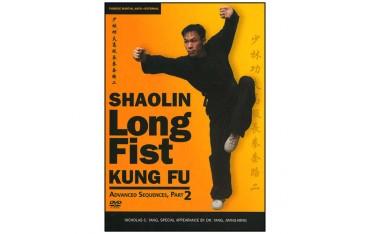 Shaolin Long Fist Kung Fu advanced sequences Part.2 - N Yang (2DVD)