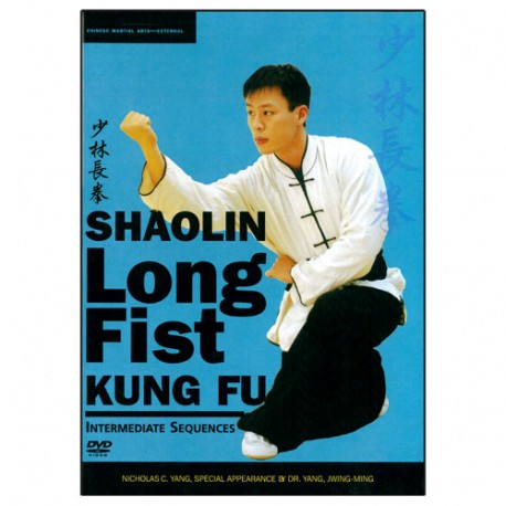 Shaolin Long Fist Kung Fu, Intermediate Sequences (2 DVD) - N Yang
