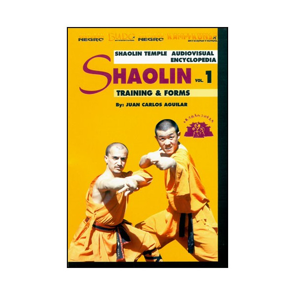 Shaolin vol.1, Training & forms - Juan Carlos Aguilar