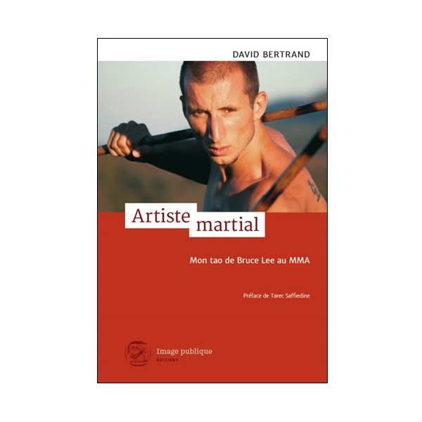 Artiste martial mon tao de Bruce Lee au MMA - David Bertrand
