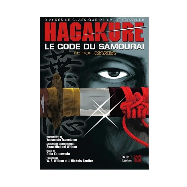 Hagakure le code du Samourai - Manga