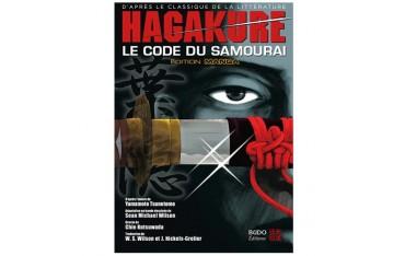 Hagakure, le code du Samouraï - Sean Michael Wilson & Chie Kutsuwada