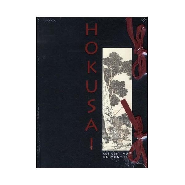 Hokusai, les cent vues du mont Fuji (estampes)