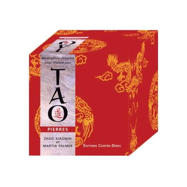 Tao Pierres, coffret livre + 16 pierres - Z. Xiamin & M. Palmer
