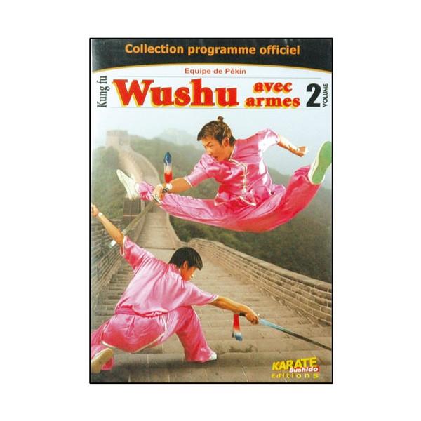 Wushu avec armes Vol.2 - équipe de Pékin